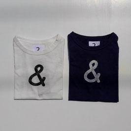 &ロゴの半袖Tシャツ/Jeans-b 2nd