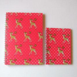 バンビのノート