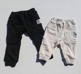 BIGなポケット付ジョガーパンツ10分丈(裏起毛)/F.O.