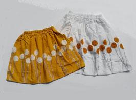 たんぽぽ刺繍のスカート/Little s.t by s.t closet