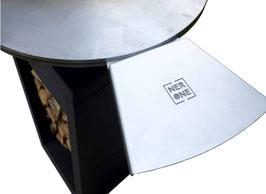 COOKING BOARD Nerone-Tiberio