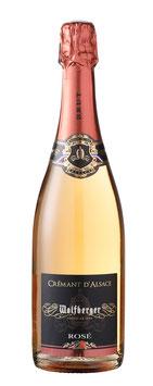 Wolfberger Crémant d´Alsace Rosé Brut AOC