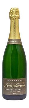Champagne X. Alexandre Grande Réserve 1er Cru