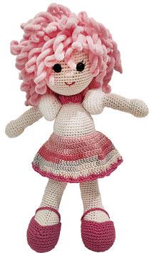 Puppe Paulina rosa