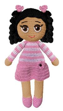 Puppe Pia rosa