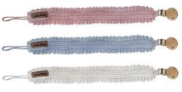 Schnullerband Vintage in 3 Farben