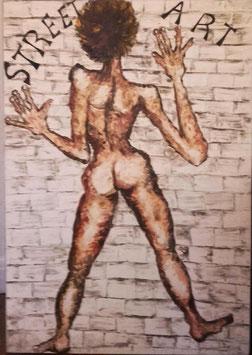 Le Nu sur le Mur