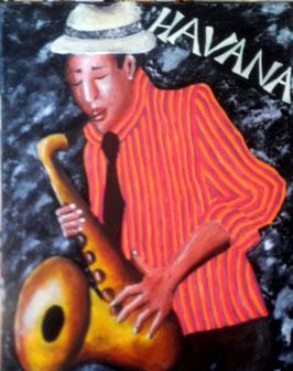 Havana Saxo