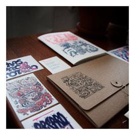 """Art-Print Fanzine 03"" by Parsprototo"