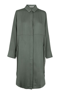 """""""Dorie Dress"""" by Suite13Lab - Mid Green"""