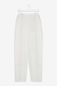"""Raisa Pants"" by FRISUR Clothing - White Twill"