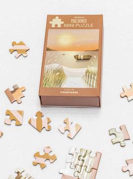 """The Dunes"" Mini Puzzle by ViSSEVASSE - 42 Teile"