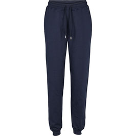 """Maje Sweatpants"" by basic apparel - Navy"