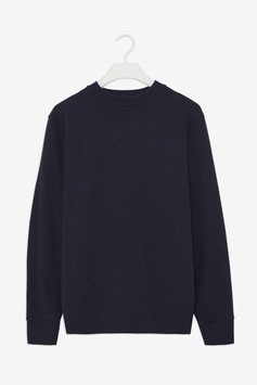 """Garwin Jumper"" by FRISUR Clothing - Terry Navy"