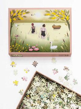"""Magic Morning"" Puzzle by ViSSEVASSE - 1000 Teile"