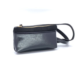 """Pocket Bum Bag"" by Hfs Collective - Black"