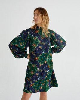 """""""Paradise Flora Dress"""" by Thinking MU"""