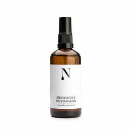"""Bio Rosenwasser"" - Naturligolie"