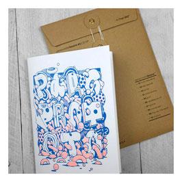 """Art-Print Fanzine 02"" by Parsprototo"