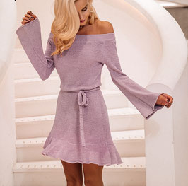 ROBE CHARMANTE CHARLY-4 COLORIS