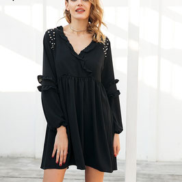 ROBE TREND PEARL DRESS