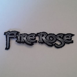 "Patch ""Fire Rose"""