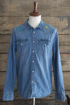 Lee Western Shirt Gr M