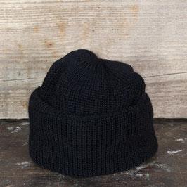 Heimat Textil Mechanic Hat Schwarz