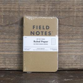 Field Notes 3er Pack
