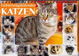 Geburtstagskalender Katzen