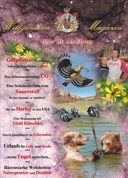 Wittgenstein Magazin