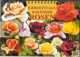 Geburtstagskalender Rosen