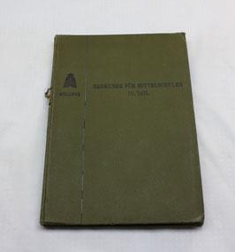 Erdkunde für Mittelschulen IV. Teil von 1910