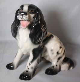Porzellan Hund/Spaniel von Gloriette