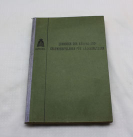 Lehrbuch der Körper- und Gesundheitslehre von 1913