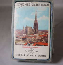 altes Quartett Schönes Österreich