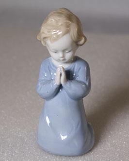 Betendes Mädchen / Kind von Wagner & Apel