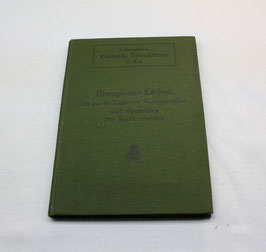 Übungs- und Lesebuch für die II. Klasse von 1911