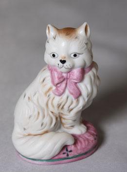"""Porzellan Katze von """"The Franklin Mint"""""""