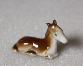 Süsses Porzellan Pferd / Fohlen von Foreign