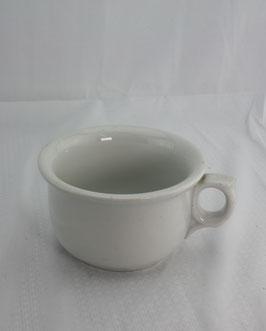 alte Tasse aus Keramik