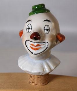 Porzellan Ausgießer Clown von Wagner & Apel