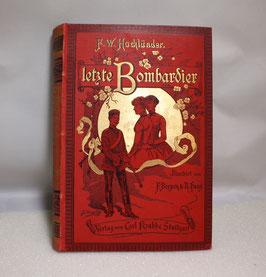 Der letzte Bombardier, 1. Band 1886