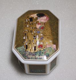 Deckeldose, G. Klimt von Goebel
