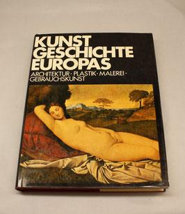 Kunstgeschichte Europas - Malerei, Plastik, Architektur, Gebrauchskunst