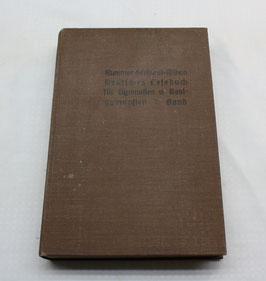 Deutsches Lesebuch für österr. Gymnasien und Realgymnasien von 1910, VII. Band