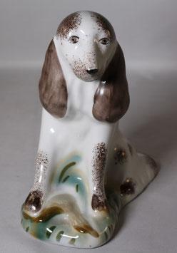 Porzellan Hund von Polonskiy
