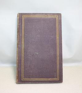 Die verlorene Handschrift, 1. Teil von Gustav Freytag, 7. Auflage