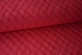 Baumwolljersey Stepp, pink