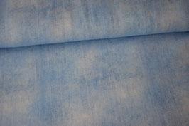 Jersey, jeans hellblau
